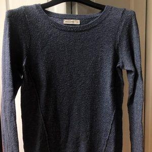Abercrombie Navy Sweater